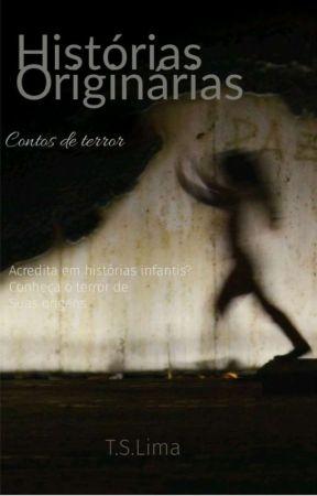 Histórias Originárias - Contos de Terror by TgSLima