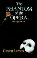 El Fantasma De La Opera by KristelaConcepcion