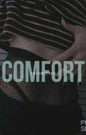 Comfort | Taekook by _KookieMonsters