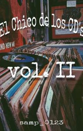 El Chico de los CD's   Vol. II by samp_0123