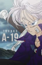 Androide 19 - Trunks [DBZ] |Editando| by sel-dixon