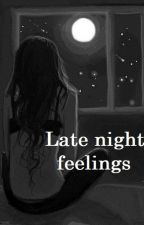 Late night feelings by LuchiaNam