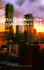 El amigo invisible ( One shot, Larry Stylinson ) by Peypefblr