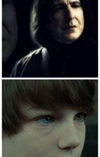 Severus Snape conoce a Albus Severus Potter