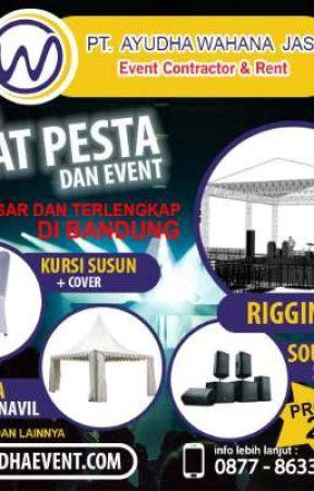 Tempat Sewa Alat Pesta Bandung Alat Pesta Termurah Di Bandung Wattpad