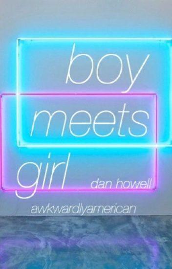 boy meets girl; dan howell