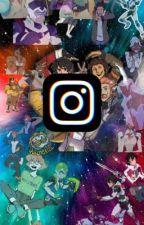 Voltron Instagram by mizuchxn