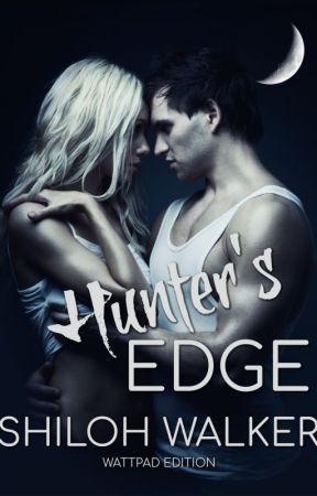 Hunter's Edge by shilohwalker