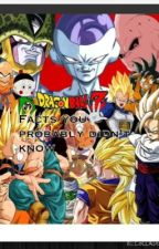 50 facts you probably didn't know about Dragon Ball/Z/GT by nick18773