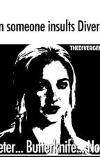 Divergent Quote Book by MelMal121