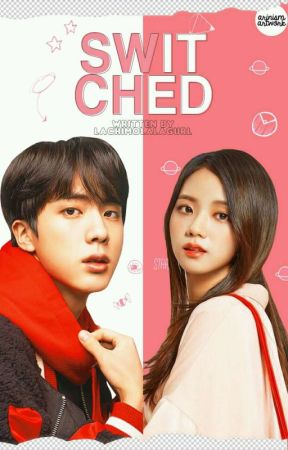 SWITCHED 💞 | Jin (BTS) & Nayeon (TWICE) by lachimolalagurl
