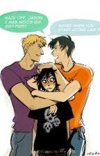 Jackson, Di Angelo y Grace. Los 3 grandes... ¿enamorados? by MicoBlack1511