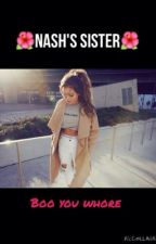 Nash Grier's sister [editing] by -Skanklinsky-