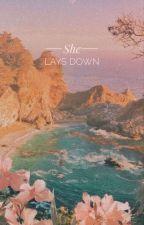 She Lays Down ★ JENLISA by xagargoylebij