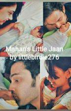 Manan's little Jaan by littlebirdie276