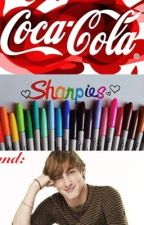 Coke Sharpies And Kendall  (Big Time Rush Fanfiction) by babbieXbbygirl