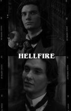 HELLFIRE ━━ Dorian Gray by -nephilims
