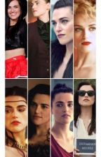Katie McGrath and her roles: Imagines by SimpleTimes1