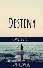 Destiny by manu_varma