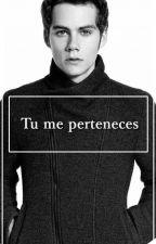 Tú me perteneces. by Reader-Infiniter