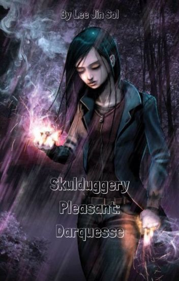 Skulduggery Pleasant: Darquesse