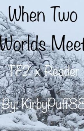 TF2 x Reader: When Two Worlds Meet by KirbyPuff88