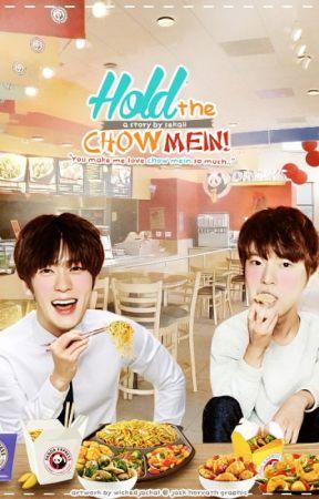 hold the chow mein! | dojae by dojaee