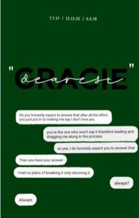 Gracie Dearest by gracielyonss
