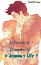 We Are a Disaster, Potter (James y Lily) by TrisRainbow