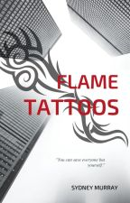 Flame Tattoos by LittleMurray