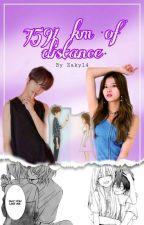 7591 Km Of Distance - SANA X MALE READER by ZAKY14