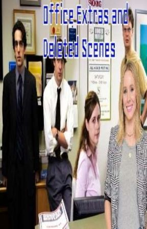 Office Extras and Deleted Scenes by Rarevintage