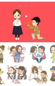 Monday Couple Love Story by cookiebear123435