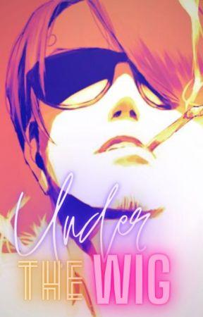 [OP] 🍸 Under The Wig 🍸 || Sanji x Reader  || by TsundereNami-chan