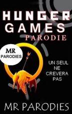 Hunger Games PARODIE by MrParodies