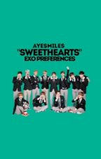 """sweethearts"" - exo preferences by ayesmiles"
