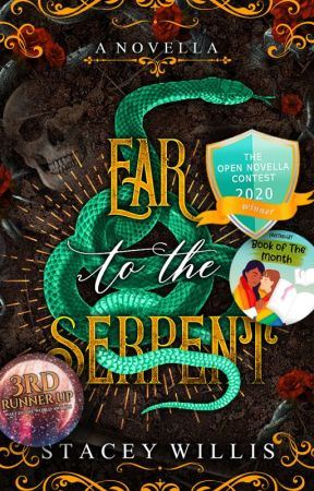 Ear to the Serpent | ONC 2020 ✓ by arpeggio-