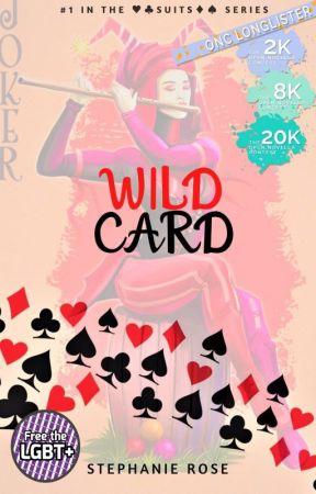 WILD CARD {ONC 2020} by StephRose1201