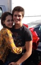 Billy Unger and Kelli Berglund (Belli) <3 by Tarsa2727