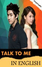 Talk to me in English (Romantic Comedy) by ClingClingBEL