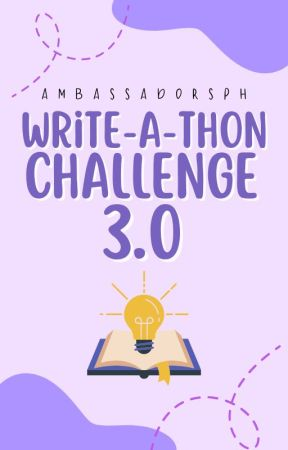 Write-A-Thon Challenge by AmbassadorsPH