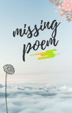 Missing poem by mel_rlt