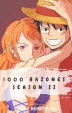 1000 Razones para creer en el Luna [Season II] by Mary__Heartfilia