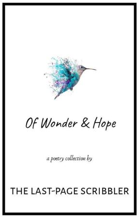 Of Wonder & Hope by thelastpagescribbler