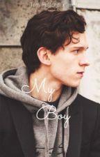 My boy by Em3698