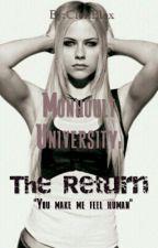 Monhoult University: The Return by CienBlex