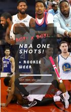One-shots! {Gay NBA} by Whritin