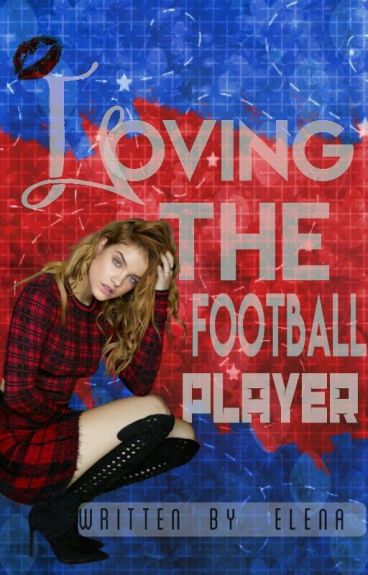 Loving the football player