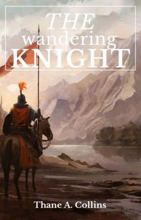 The Wandering Knight   ONC by aero_wizard