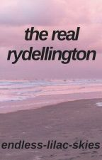 The Real Rydellington by standing-cowardly